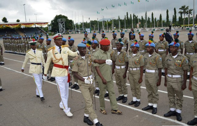 Nigeria Peace Corps Past Questions