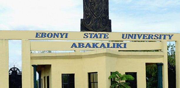 EBSU Post UTME past questions and answers