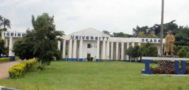 Igbinedion University, Edo Post UTME past questions