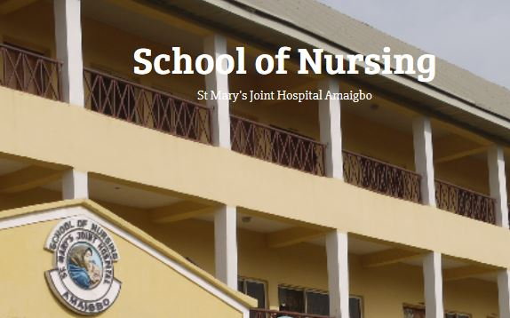 St Mary Joint School of Nursing Past Questions
