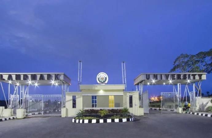 Landmark University, Kwara Post UTME past questions
