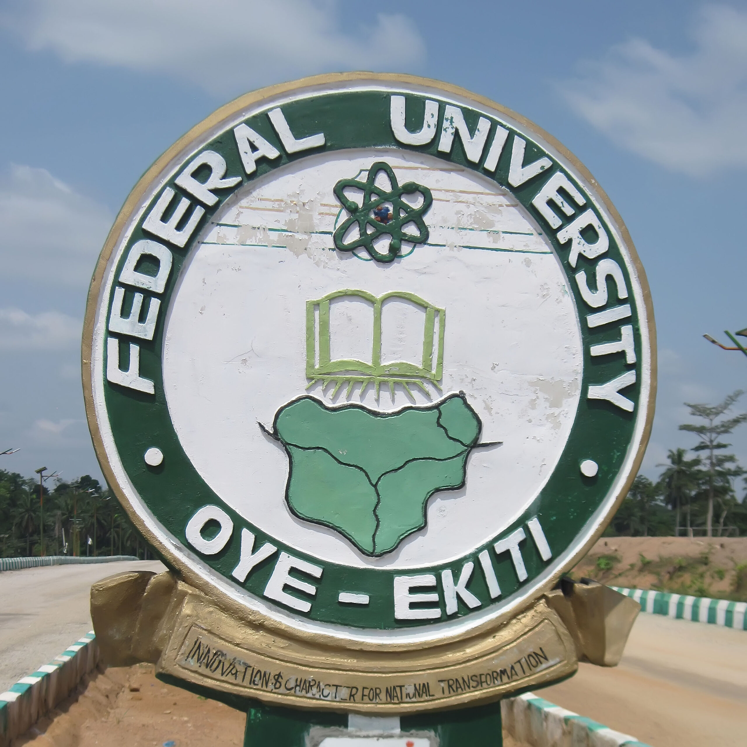 FUOYE Post UTME past questions and answers