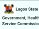 Lagos State Health Service Commission Past Questions
