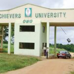 Achievers University Post UTME Past Questions And Answers