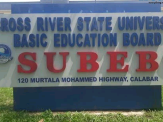 Cross River State SUBEB Past Questions And Answers