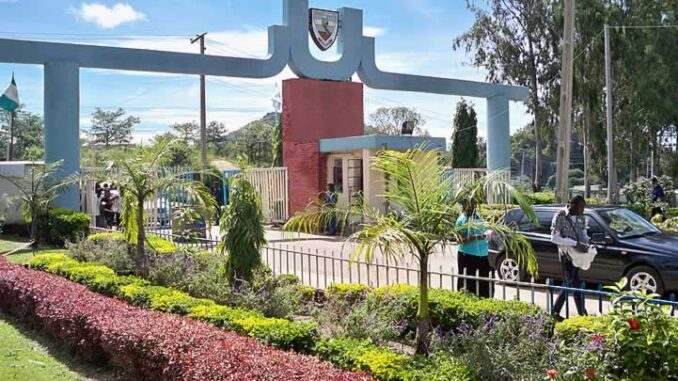 University of Jos Post UTME Past Questions
