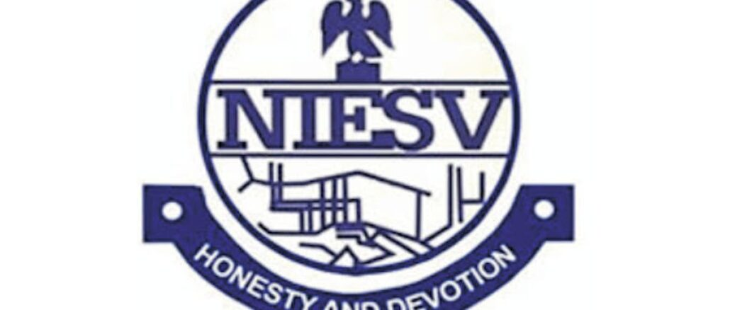 NIESV Past Questions and Answers