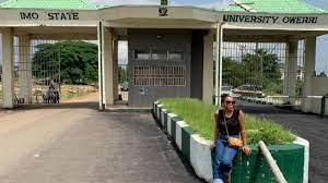 Imo State University IMSU Post UTME Form